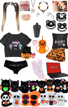 Halloween ddlg