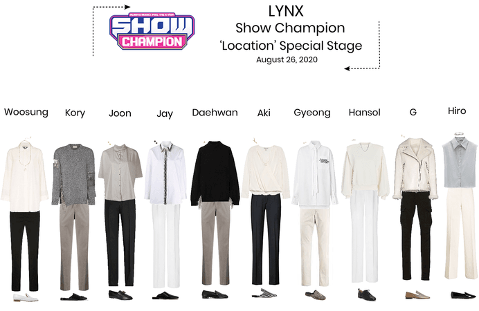 Lynx// 'Location' Special Show Champion Stage