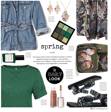 #OOTD: Spring Into Summer