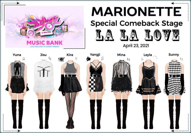 마리오네트 (MARIONETTE) - [MUSIC BANK] Comeback Stage