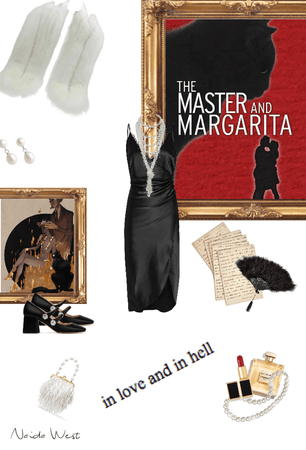 Nat.Book Lovers Day | The Master and Margarita