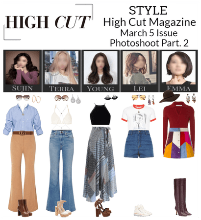 STYLE High Cut Magazine Mar 5 Issue Part. 2