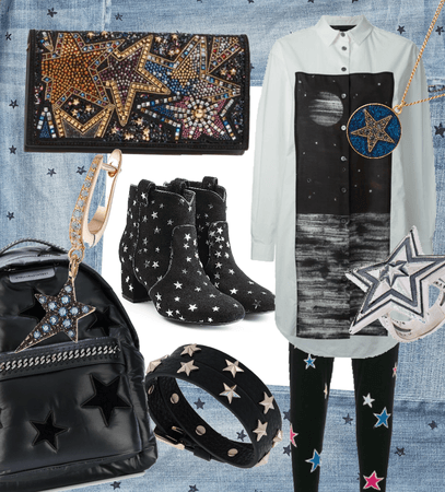 Galaxy Queen Fall Outfit