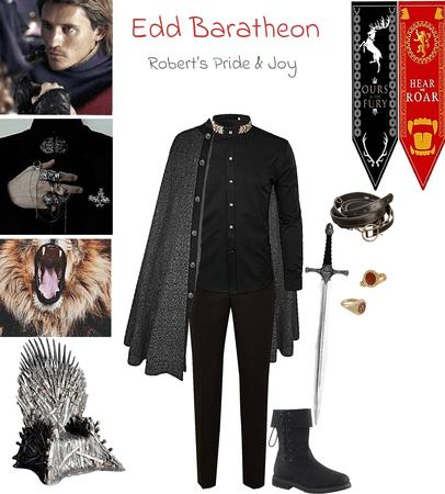 Edd Baratheon - Game of Thrones OC