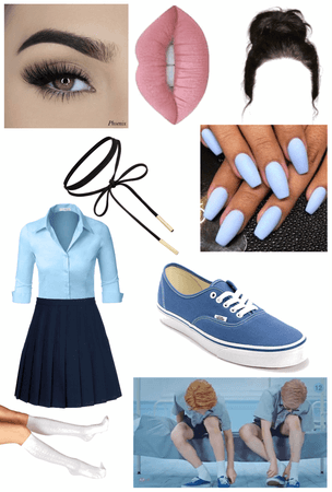 NCT Dream Chewing Gum Outfit #1
