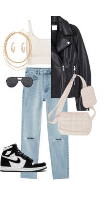 running errands fashionably