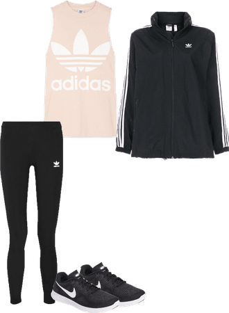 Workout Outfit (Gym)