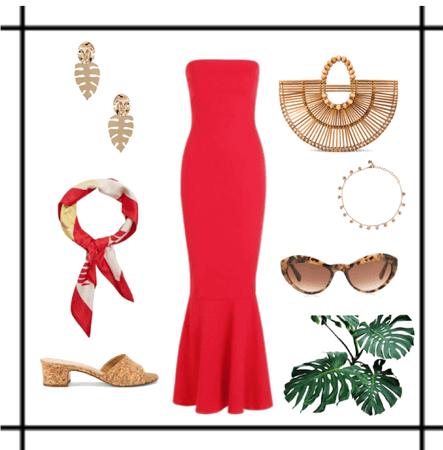 Tropical Look