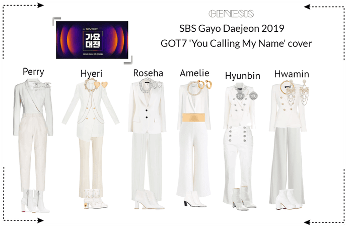 GENESIS (게네시스) SBS GAYO DAEJEON 2019 - Performance