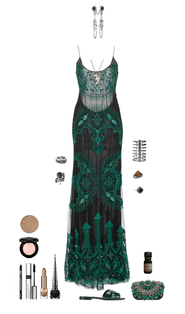 green gown (Bane)