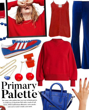 primary palette