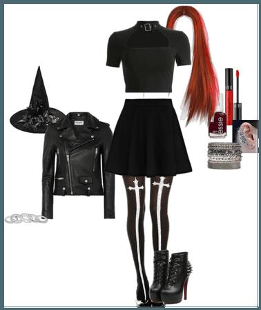 [HAPPY HEXOWEEN] Ellie Camden-Royce 10 - Witch