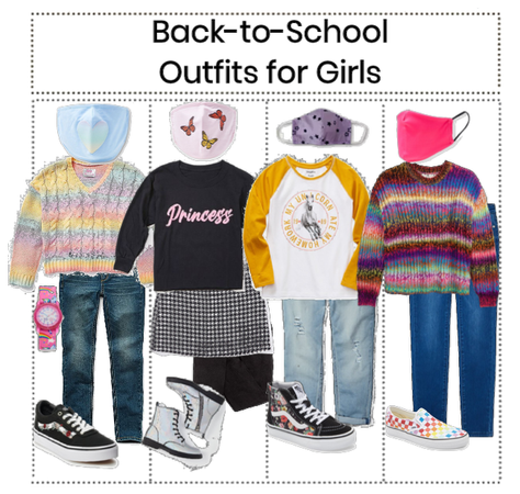 Back-to-School Outfits for Girls