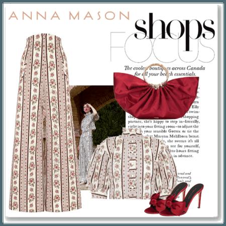 ANNA MASON- SUMMER 2020-2