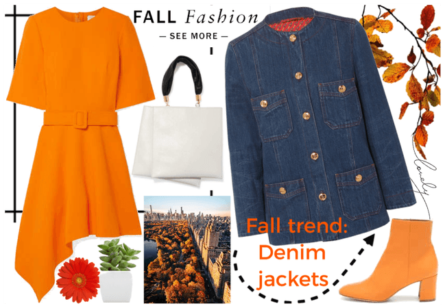 Fall trend: denim jackets