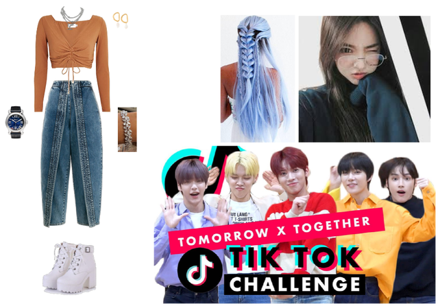 Tomorrow X Together: TikTok Challenge