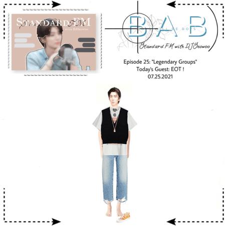 BAB(항상소년)-  Standard FM with DJSeowoo ✧