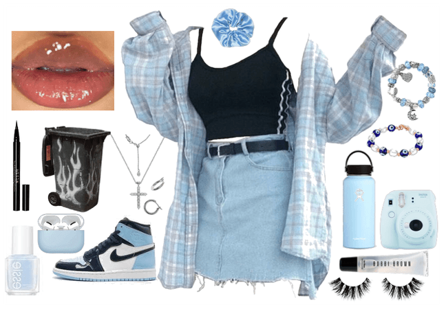 baby blue qf