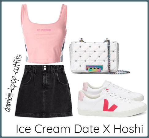 Ice Cream Date X Hoshi