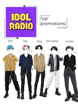 Idol Radio 'Up' promotions