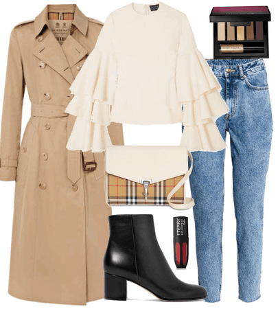 spring is the season of trench coats