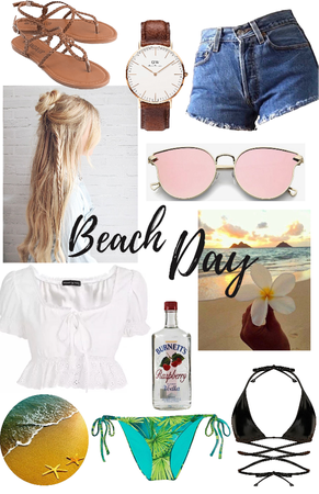 day of the beach