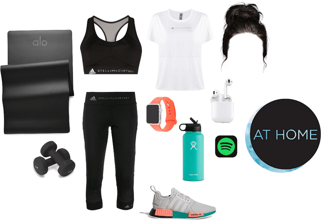 Home Workout Outfit