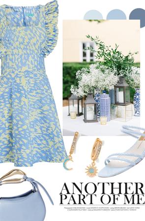 Springing in Blue