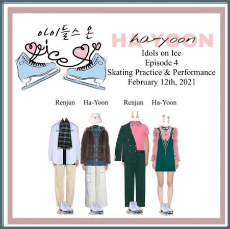 /HA-YOON/ Idols on Ice Episode 4