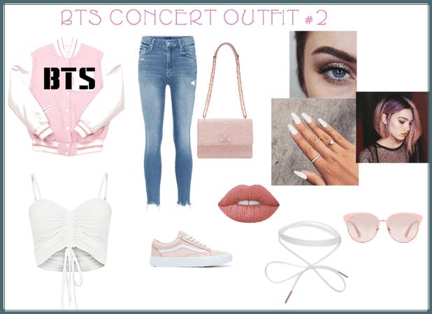 BTS CONCERT OUTFIT #2
