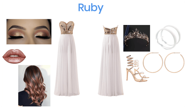 Ruby's Prom Outfit <3