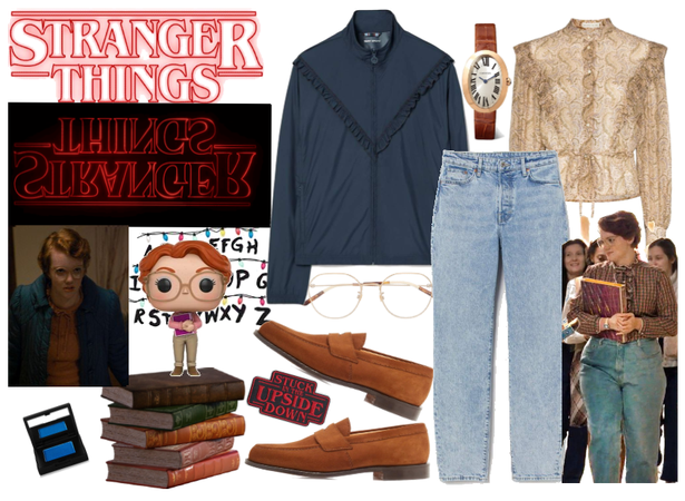 Stranger Things - Barb