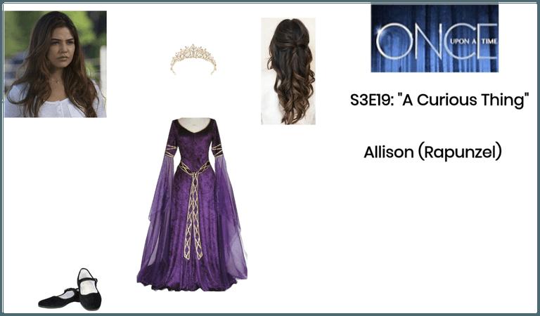 OUAT: Allison (Rapunzel) Meeting Zelena