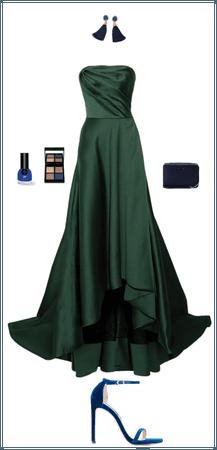 analogous color scheme outfit