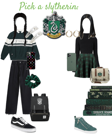 Pick a Slytherin