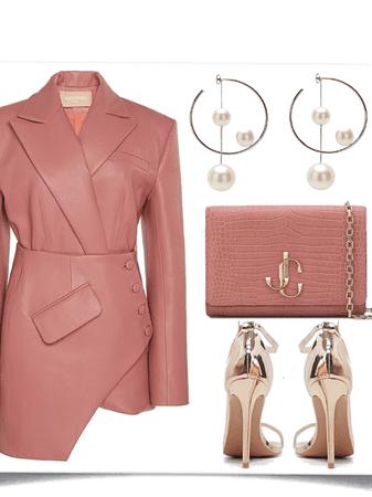 leather minimalism