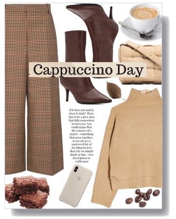 Cappucino day