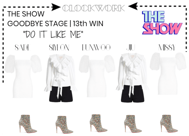 """*CWK* """" DO IT LIKE ME"""" THE SHOW STAGE 
