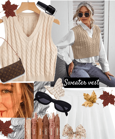 Sweater Vest 🍁