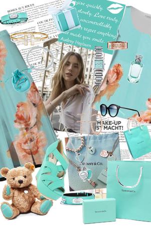 Tiffany blue trends
