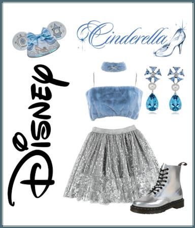 Cinderella Disney Bounding
