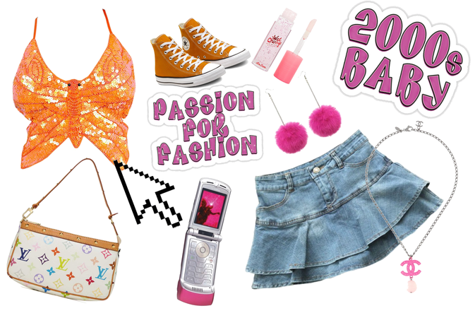 2000s outfit