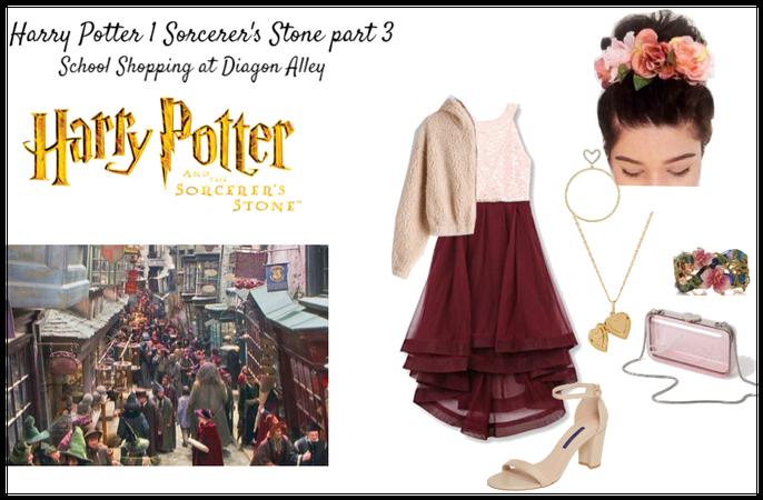 Harry Potter 1 Sorcerer's Stone part 3