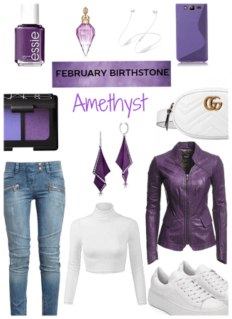 February Birthstone Styling