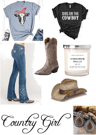For all the country girls like me
