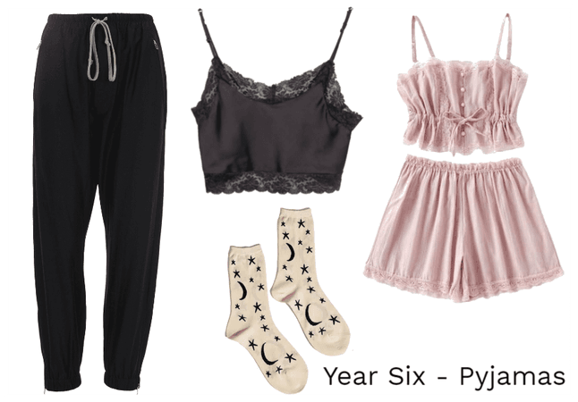 Year Six - Pyjamas