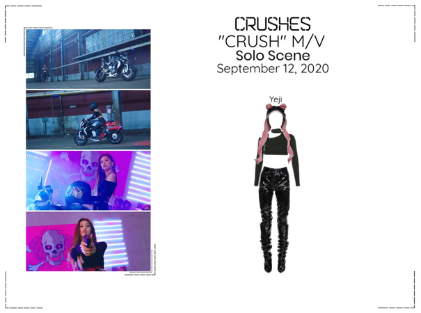 "Crushes ""Crush"" Ft. Doja Cat & CL Music Video"