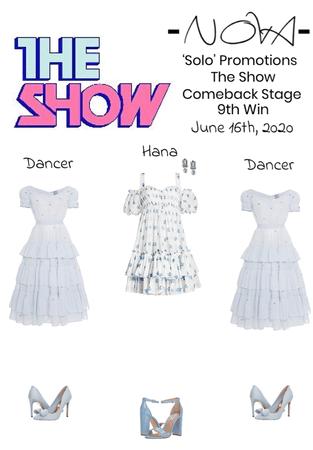 -NOVA- 'Solo' | The Show Stage