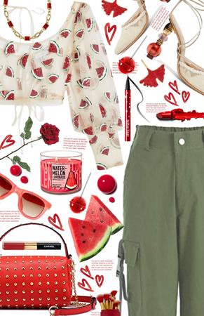watermelow ow