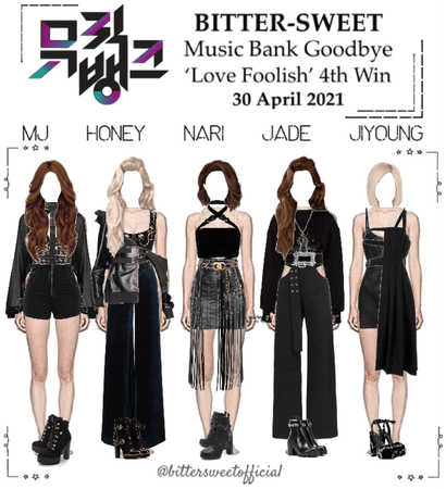 BITTER-SWEET 비터스윗 Music Bank
